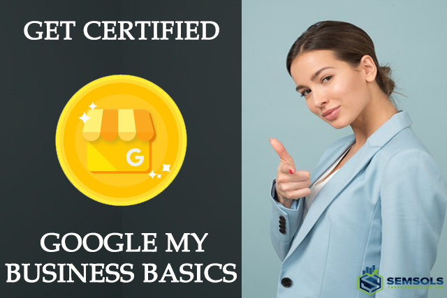 Google My Business Certification in Patna