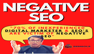 What Is Negative SEO Victim Websites – How To Handle Sudden Organic Rank Dip & Fix it
