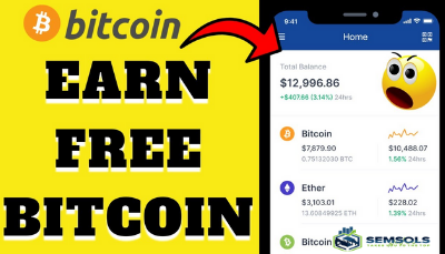 Free Bitcoins-Legit Bitcoin Mining Site App Earn instant Without Investment Easy Fast Claim Withdraw