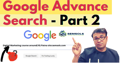 Google Advanced Search Tutorial in Hindi – Google Search Tips & Tricks to Find Hidden Data – Part 2