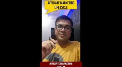 Affiliate marketing Mantra