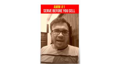 Serve Before You Sell #shorts #affiliatemarketing